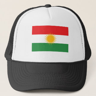 Kurdistan Flag Trucker Hat