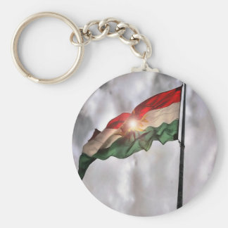 Kurdistan key supporter keychain