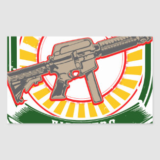 KURDISTAN - YPG - YPJ Freedom Warrior Sticker