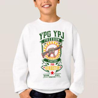 KURDISTAN - YPG - YPJ Freedom Warrior Sweatshirt