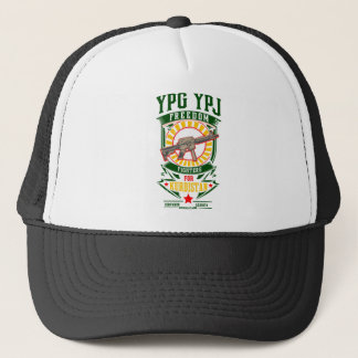 KURDISTAN - YPG - YPJ Freedom Warrior Trucker Hat