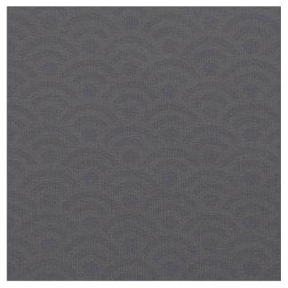 Kuro Fishscale Fabric