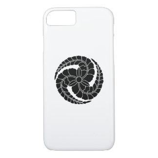 Kuroda rattan 巴 Case-Mate iPhone case