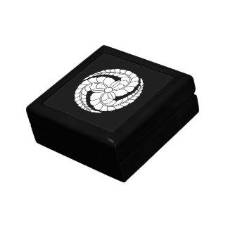 Kuroda rattan 巴 gift box