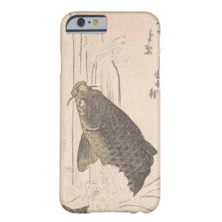 Kurokawa Michita Carp Trying to Swim up Waterfall Barely There iPhone 6 Case
