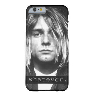 "Kurt Cuban ""whatever."" iPhone Case"