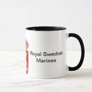 Kustartilleriet, Amfkåren, Royal Swedish Marines Mug
