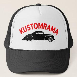 Kustomrama Chopped and Channeled '39 Trucker Hat