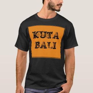 Kuta Bali Orange Dark T-Shirt
