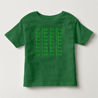 KuTee Boy Green Toddler T-shirt