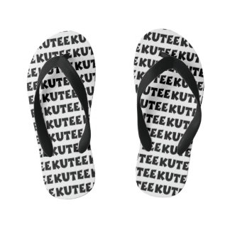 KuTee Flip Flops