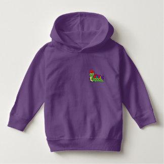 KuTee in Purple Hoodie