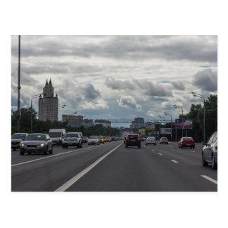 Kutuzov Avenue Postcard
