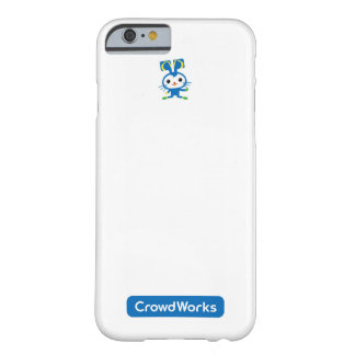 Kuu bit for iPhone6 small Barely There iPhone 6 Case