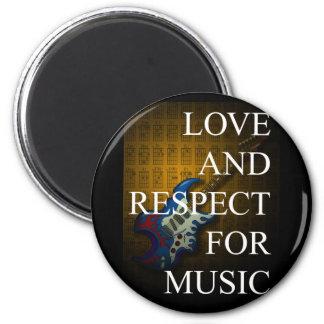 KuuMa Guitar Love 02 Magnet