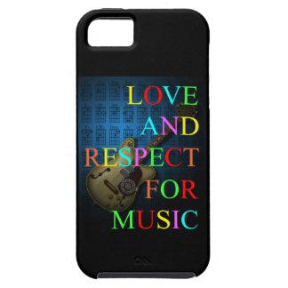 KuuMa Guitar Love 10 iPhone 5 Cover