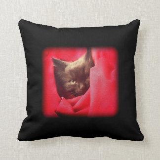 Kuutie Kat pillow