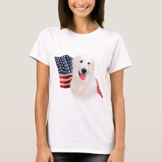 Kuvasz Flag T-Shirt