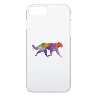 Kuvasz in watercolor 2 iPhone 8 plus/7 plus case