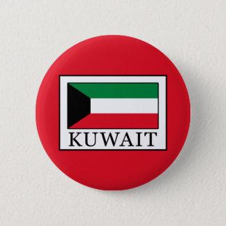 Kuwait 2 Inch Round Button