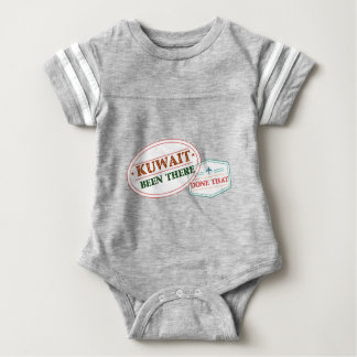 Kuwait Been There Done That Baby Bodysuit