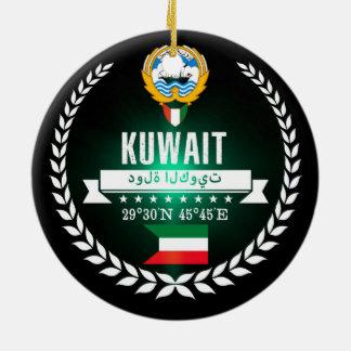 Kuwait Ceramic Ornament