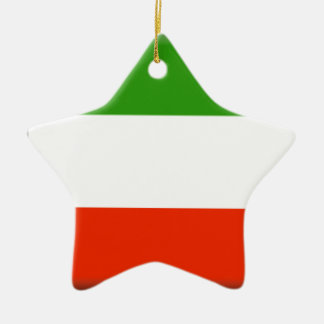 Kuwait Ceramic Star Ornament