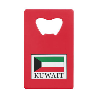 Kuwait Credit Card Bottle Opener