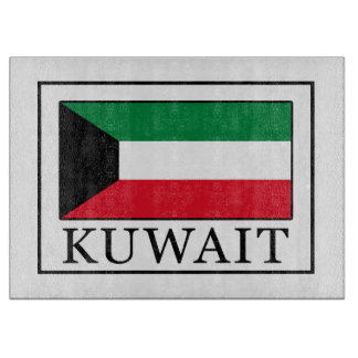 Kuwait Cutting Board