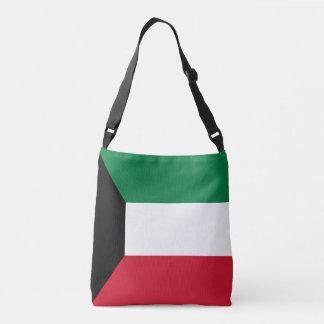 Kuwait Flag Crossbody Bag
