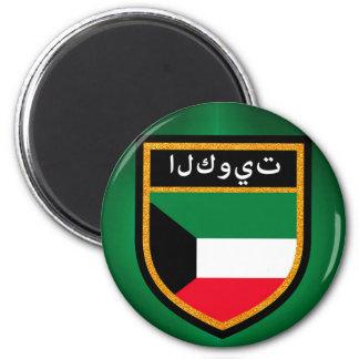 Kuwait Flag Magnet