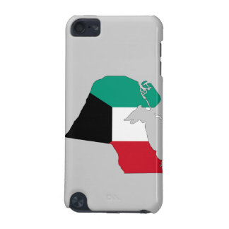 Kuwait Flag Map iPod Touch 5G Case