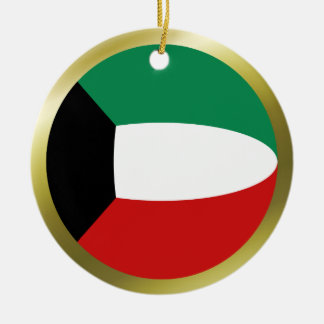 Kuwait Flag Ornament