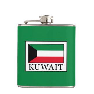 Kuwait Hip Flask
