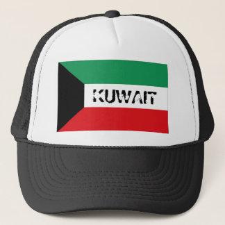 Kuwait kuwaiti flag souvenir hat