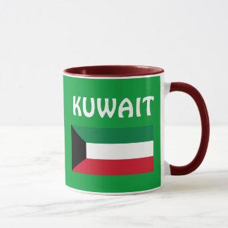 Kuwait* KW Country Code Mug