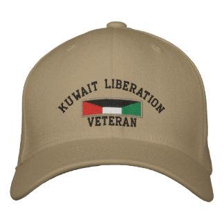 Kuwait Liberation Baseball Cap