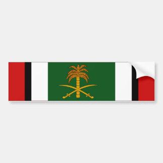 Kuwait Liberation Ribbon Bumper Sticker