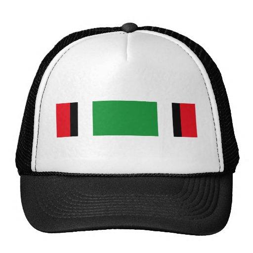 Kuwait Liberation Saudi Ribbon Mesh Hats