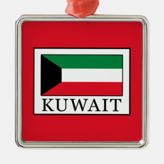 Kuwait Metal Ornament
