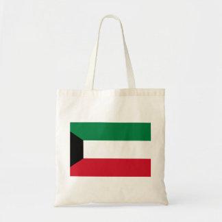 Kuwait National World Flag Tote Bag