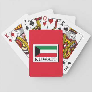 Kuwait Playing Cards