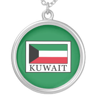 Kuwait Silver Plated Necklace