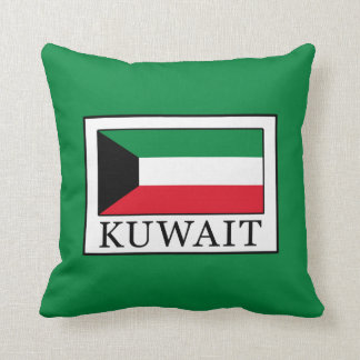 Kuwait Throw Pillow