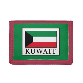 Kuwait Trifold Wallets
