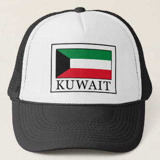 Kuwait Trucker Hat