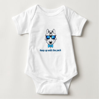 KUWTP Blue Baby Bodysuit