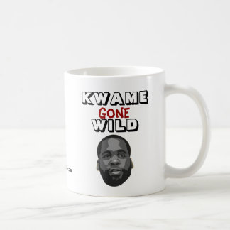 Kwame Gone Wild Coffee Mug