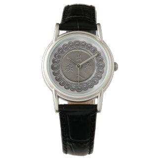 Kwan Yin Medallion Watch
