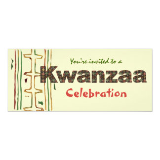 Kwanzaa Celebration Invitations
